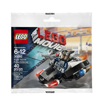 Lego Movie Super Secret Police Enforcer 30282