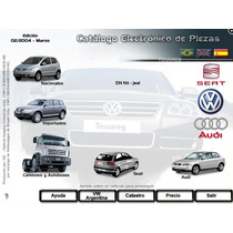 Diagramas De Despiece Vw, Seat, Audi 2004
