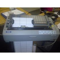 Gran Remate Impresora Epson Lq 2090 Funcionando