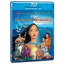Disney Colección Pocahontas / Pocahontas 2. Bluray+dvd