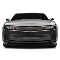 Camaro 2014 Parrilla Billet Aluminio Acabado Espejo Importad