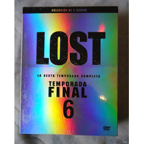 Lost Sexta 6 Temporada Final. Dvd Boxset R4
