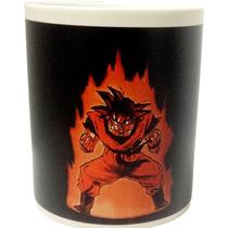 Taza Mágica Goku Dragon Ball Z
