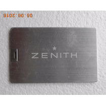 Zenith Usb 2.gb. Tipo Tarjeta