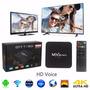 Android Tv Box Mxqpro 4k ¡modelo 2016! Wifi Kodi Netflix Hd