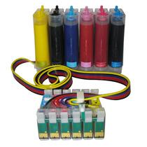 Sistema Tinta Continua Durabrite R270 R290 T50 Tx720wd Tx730
