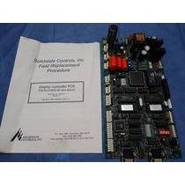 Solidstate Controls Display Controller Pcb 80-219502-90
