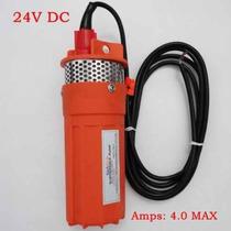 Bomba De Agua Sumergible 12 /24 Voltios Dc Usar Panel Solar