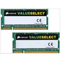Memorias Corsair 4gb (2x2gb) Ddr2 667 Mhz (pc2 5300) Laptop
