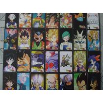 Coleccion 60 Cartas Dragon Ball Serie 2 Nuevas Diferentes