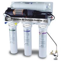 Sistema Purificador Osmosis Inversa 50 Gpd Con Bomba