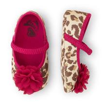 Zapatos Para Bebé Niña - Childrens Place - Unica Talla: 3mes