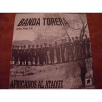 Cd Banda Torera Del Valle, Sencillo, Envio Gratis