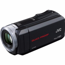 Videocamara Jvc Everio Quad Proof Gzr10bus Fhd