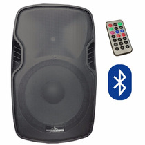 Bafle Amplificado Con Usb/sd Bluetooth Fm Display 8000w Pmpo