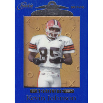 1999 Absolute Ssd Rookie Kevin Johnson Wr Browns