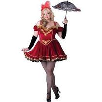 Disfraz De Lujo De Domadora De Circo, Cirquera Para Damas