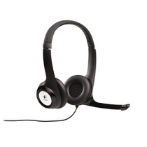 Audifono Logitech Clearchat Comfort/usb Headset H390