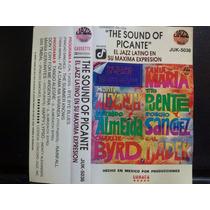 The Sound Of Picante Cass Usado Grabado Usa Ed 1986 México