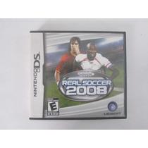 Real Soccer 2008 En Game Reaktor