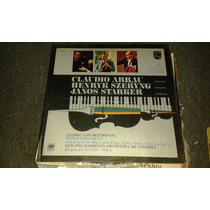 Disco Acetato De: Claudio Arrau, Henry Szeryng