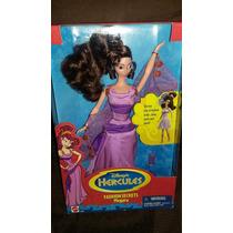 Megara De La Pelicula Disney Hercules Tamaño Barbie Nueva