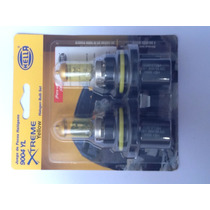 Foco Halogeno Luz Amarilla Hella 9004 Xtreme Yellow Off Road