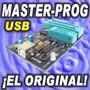 Programador Pic Ds-pic Eeprom Usb Master-prog El Original