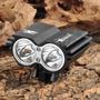 Lampara Para Bicicleta Solarstorm X2 2000 Lumens