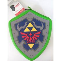 Funda Zelda Hylian Shield Case Universal 3ds Nuevo Estuche