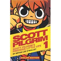 Libro Scott Pilgrim Color Volumen 1 - Pasta Dura Nuevo!
