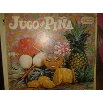Disco Acetato: Jugo De Piña