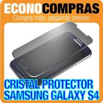 Mica Cristal Protector Galaxy S4 Pro-glas 100% Nuevo!!!!!!!!