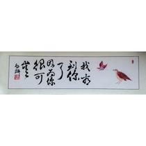 Caligrafía Decoración Pintura Mariposa