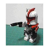 Ppkf 012 3 Moldes De Personajes Lego Para Armar En Papel 2x1