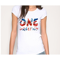 Playera Camiseta One Direction 100% Calidad