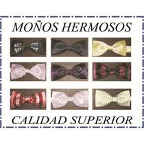 Corbatas Moño Hermosas Con Los Mejores Diseños Y Precio Maa