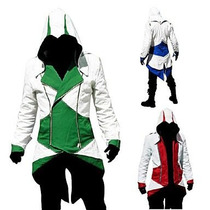 Chamarra Con Gorro De Desmond Miles Assassins Creed