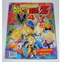 Dragon Ball Z 4 El Sacrificio De Goku Album De Estampas