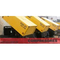 Compresores Neumaticos Portatiles Desde 185 Pcm A 900 Pcm