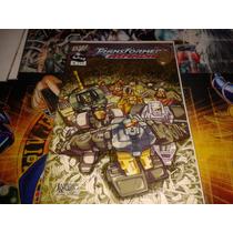 Transformers Armada #8 Comic Nuevo En Ingles Dw