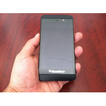 Display Blackberry Z10 Con Marco Negro Usado 549 Con Envio.