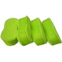 Zwipes 746 Microfibra Honeycomb Side Scrubber Esponja- Paque