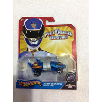 Hot Wheels Power Rangers Blue Ranger (shark Zord)