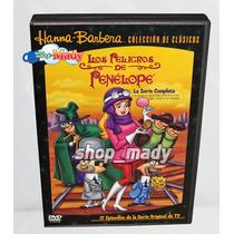 Los Peligros De Penelope La Serie Completa -3 Dvd Reg 1 Y 4