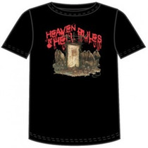 Heaven And Hell Black Sabbath Playera Jsr Original Vv4