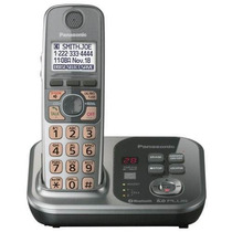 Telefono Panasonic Bluetooth 1 Auricular Teclas Grandes