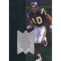 1998 Spx Finite New School Mikhael Ricks Wr Chargers /4000
