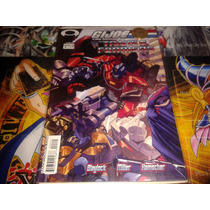 G.i. Joe Vs Transformers #4 Comic En Ingles Image