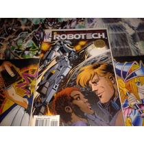 Robotech #5 Comic Nuevo En Ingles Wildstrom Udon